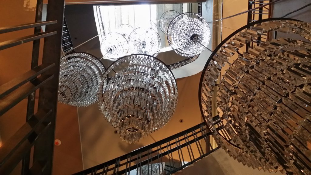 Artifact Handling Restoration Hardware