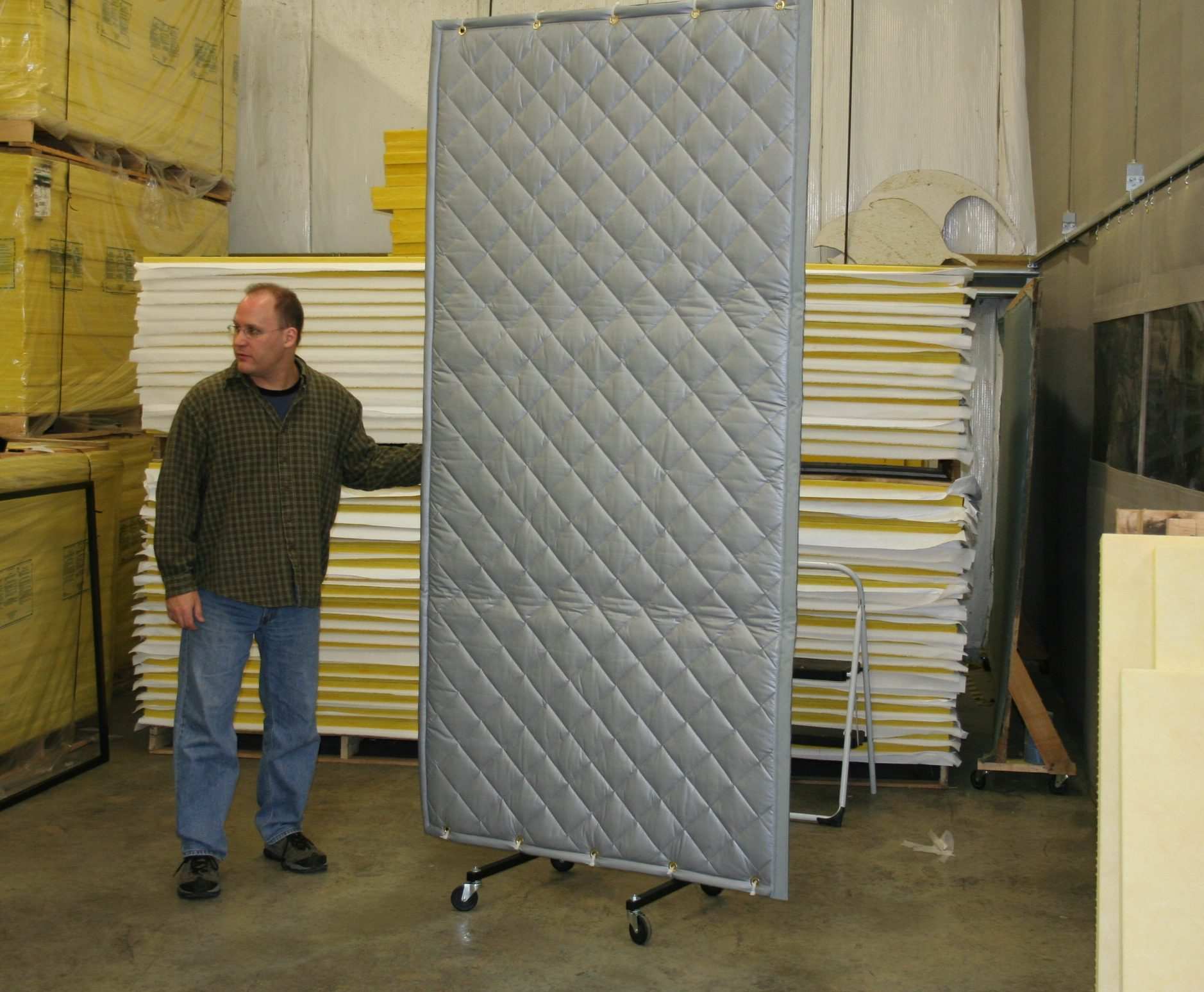 Portable Acoustic Panels Ia Stage