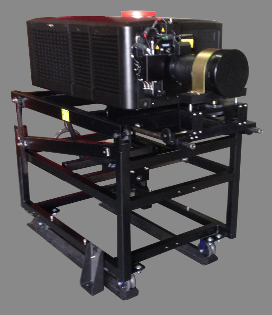 Digital Cinema Projector Mount