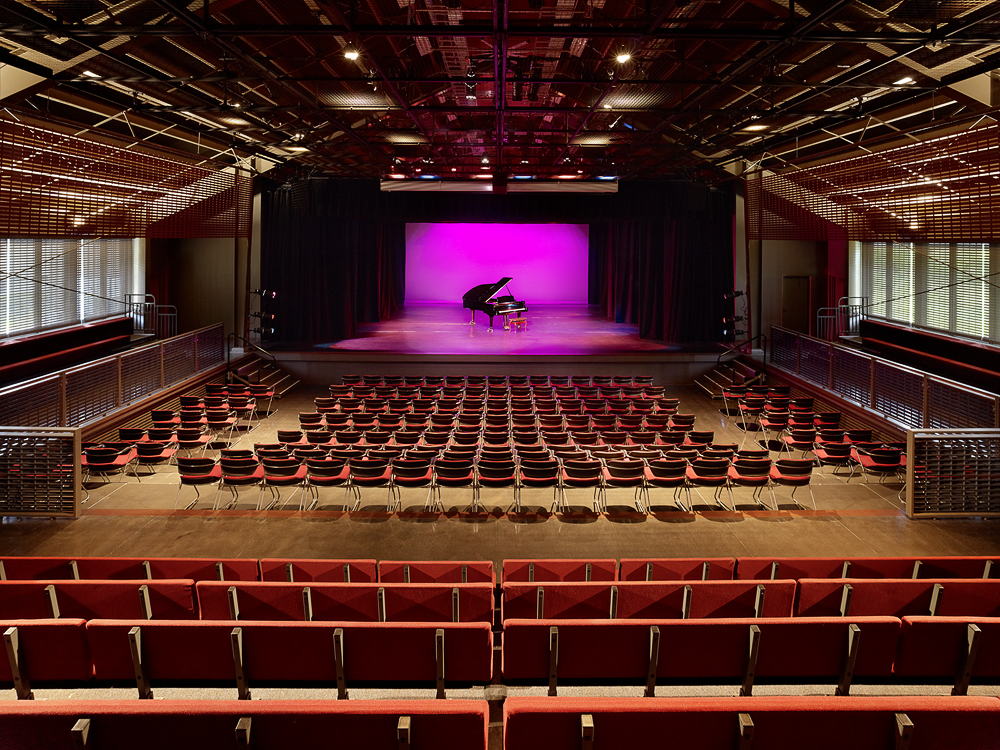 Stage Rigging Machinery And Theatre Equipment Ia Stage