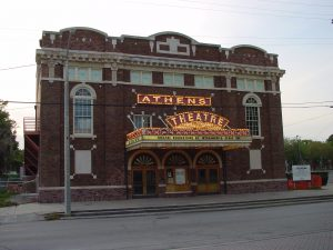 IA Stage was involved with preservation efforts of the Athens Theatre in Deland, FL.