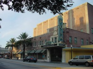 IA Stage was involved with preservation efforts of the Polk Theatre in Lakeland, FL.