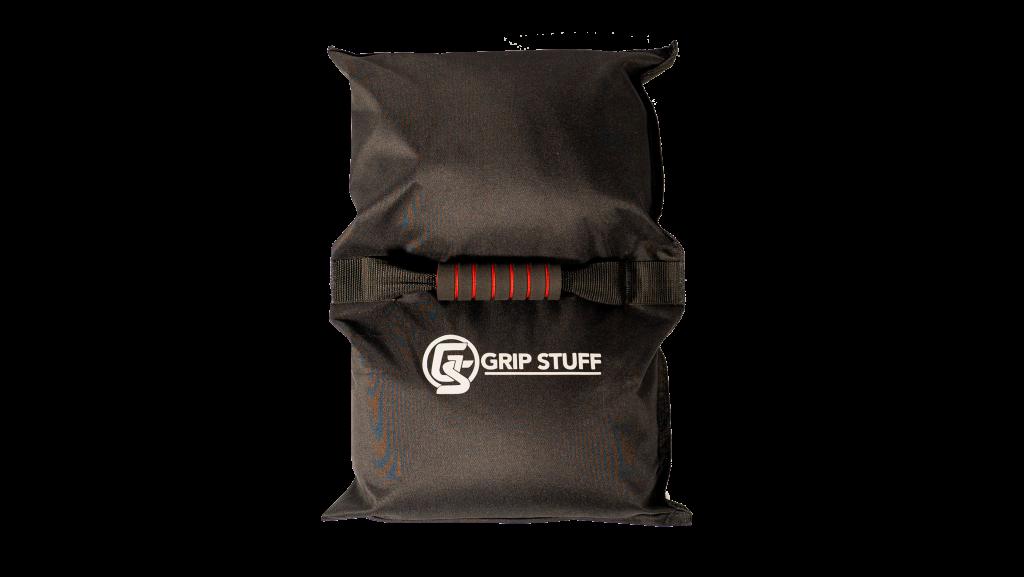 Grip Stuff by IA Stage saddlebag style sandbag lying flat